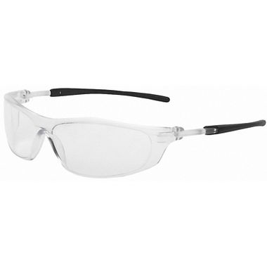 Rail Safety Glasses, Fog Free Clear Lens