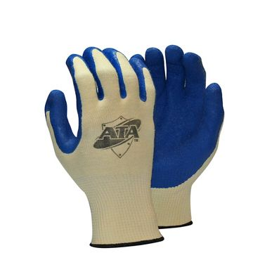 ATA® MATA10-BDB Cut Resistant Gloves with Crinkle Latex Palm Coating