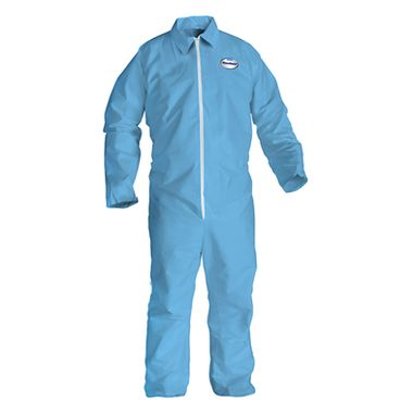 KC A60  Disposable Coverall w/ Zipper Front