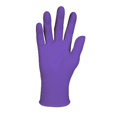 Kimberly Clark® Purple Nitrile® Exam Gloves