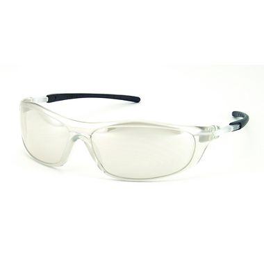 Rail Safety Glasses w/ Indoor-Outdoor  Lens
