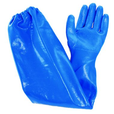 "Nitri-Knit™ 26"" Supported Nitrile Gloves"