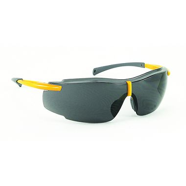 GearHead Safety Glasses with Gray Lens