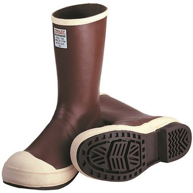 "Tingley MB922B Pylon™ Neoprene 12.5"" Boots, Chevron Outsole, Steel Toe"