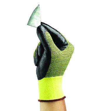 Ansell HyFlex® 11-510 Nitrile Coated Gloves, Made With DuPont™ Kevlar® Fibers