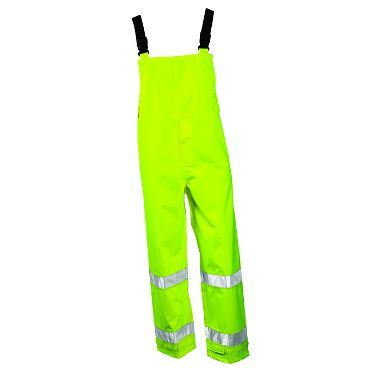 Tingley Icon™ High Visibility Class E Overalls, Lime