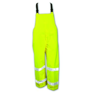 Tingley Vision™ High Visibility Overalls, Lime