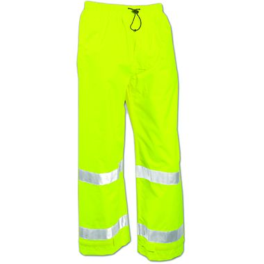 Tingley Vision™ High Visibility Class E Pants, Lime