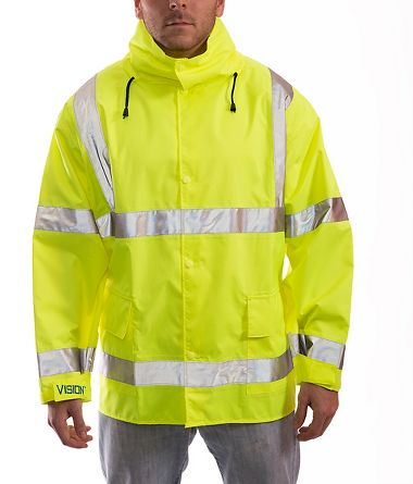 Tingley Vision™ High Visibility Class 3 Jacket, Lime