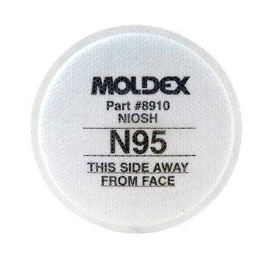 Moldex® N95 Particulate Pre-Filter