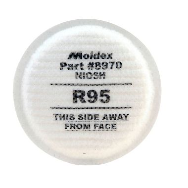 Moldex® R95 Particulate Pre-Filter