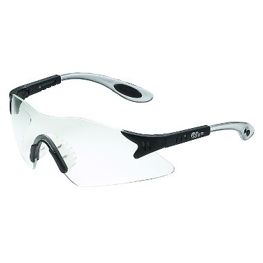 Helium Safety Glasses w/ Fog Free Clear Lens