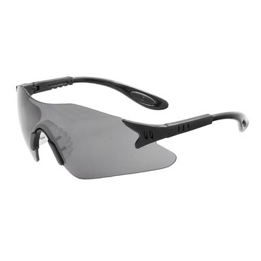 Helium Safety Glasses w/ Fog Free Gray Lens