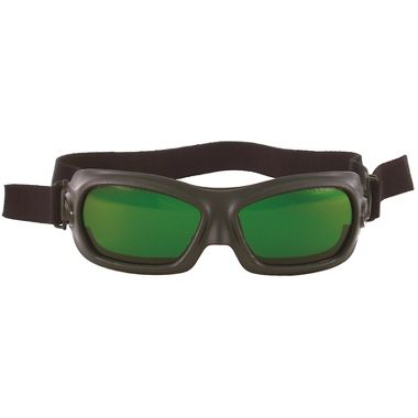 Jackson V80 Wildcat Cutting Goggles with Anti-Fog Shade 5.0 Lens