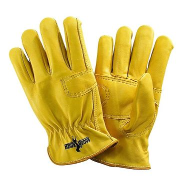 Rough Rider® Double Palm Gloves, Sewn with Cut Resistant Thread