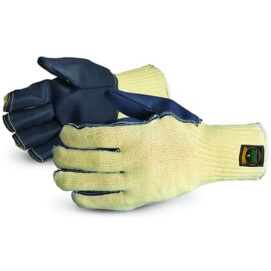 Heat-Resistant Gloves with SilaChlor™ and Temperbloc™, Made With DuPont™ Kevlar® Fiber
