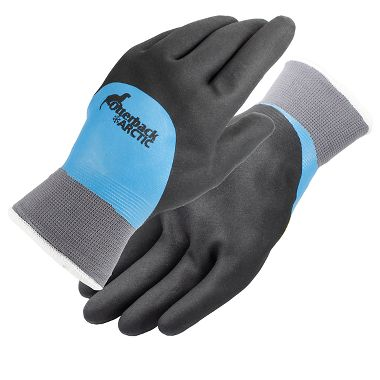 Otterback Arctic® Insulated Fully Nitrile-Coated Gloves, 1 Pair