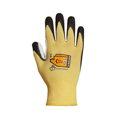 Dexterity® Foam Nitrile Coated Cut-Resistant Glove