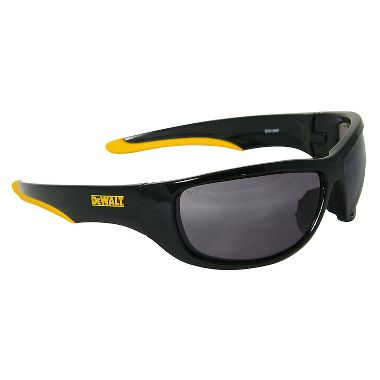 DeWalt® Dominator™ Safety Glasses, Smoke Lens