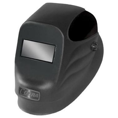 Radnor® Black 24P Fixed Front Welding Helmet