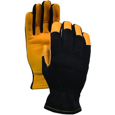 Bellingham® Heat & Fire Resistant Gloves, Liner Sewn with Cut Resistant Thread, 1 Pair