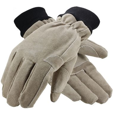 Bellingham® Heavy-Duty Leather Waterproof Insulated Glove