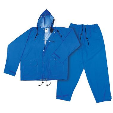 Tingley Storm-Champ® .20mm PVC/Nylon Rain Suit