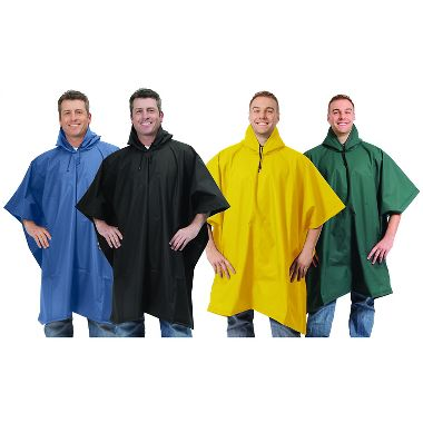 Repel Rainwear™ .22 mm EVA Rain Poncho