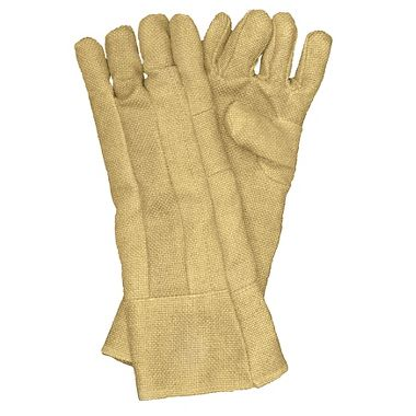 "18"" ZetexPlus Heat Protection Gloves"