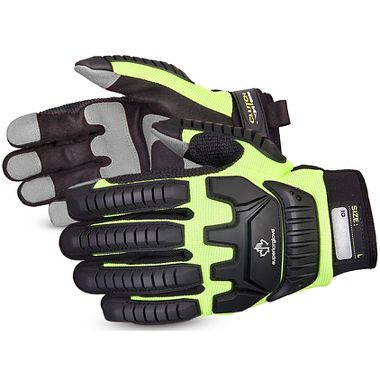Clutch Gear® Anti-Impact Mechanics Gloves