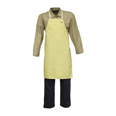 Cut/Flame Resistant Apron Made with DuPont® Kevlar® Fibers