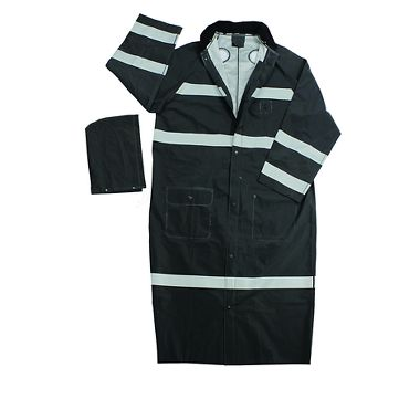 newest style best service hot-selling Repel Rainwear™ 0.35mm PVC/Polyester Reflective Raincoat, 60 ...