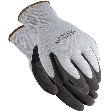 Galeton Samson Fleece™ Insulated Rubber Palm Coated Gloves, 1 Pair