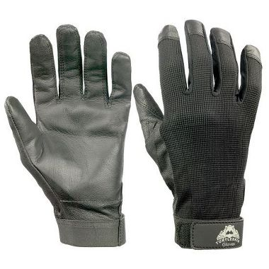TurtleSkin® WWF-2D1 WorkWear Plus Leather Cut & Puncture Resistant Gloves