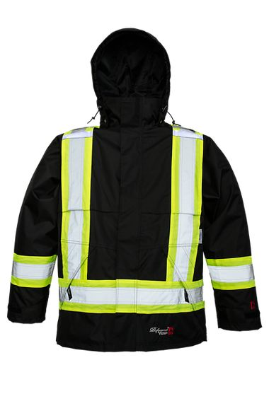 Viking® Professional Journeyman 300D Trilobal Rip-stop Jacket FR