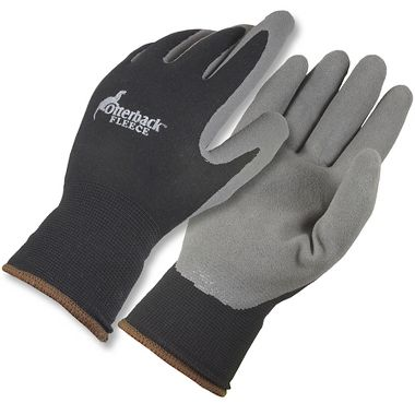 Otterback Fleece™ Dual Layer, Nitrile Palm Coated Insulated Gloves, 1 Pair