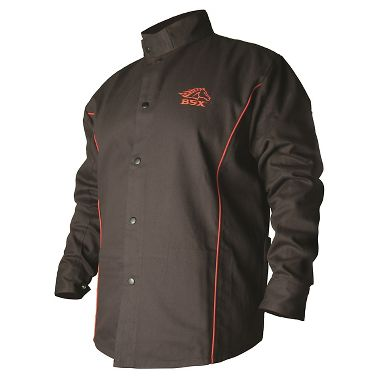 Black Stallion® Advance Flame Resistant Cotton Welding Jacket