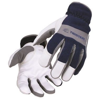Black Stallion® T50® TIGster Premium Kidskin Welding Gloves