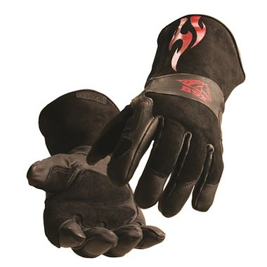 Black Stallion® BSX® Stick/MIG Welding Gloves