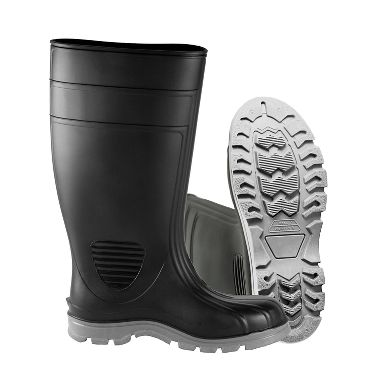 Heartland 70650 Work Tuff Industrial Boots, Steel Toe