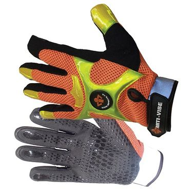 Impacto® Anti-Vibration High Visibility AirGlove®