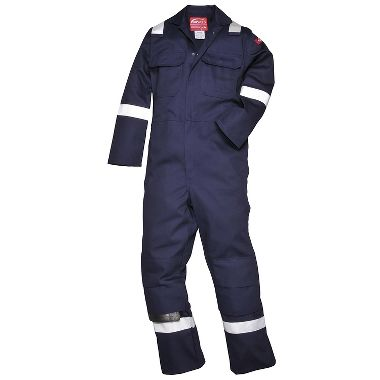 Bizweld™ Iona Flame-Resistant Reflective Coverall