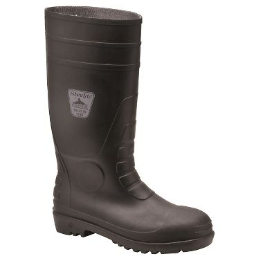 Steelite™ Total Safety PVC/Nitrile Steel Toe Boot
