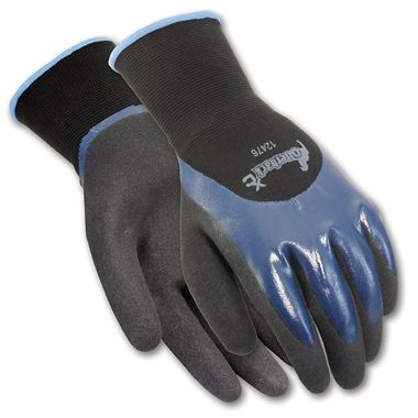 Otterback XC 3/4 Nitrile Double Coated, Sandy Finish, Knit Gloves