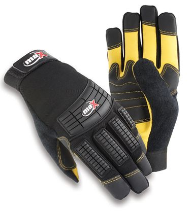 maX™ Dominion Gloves, 100 Grams Thermal Insulation