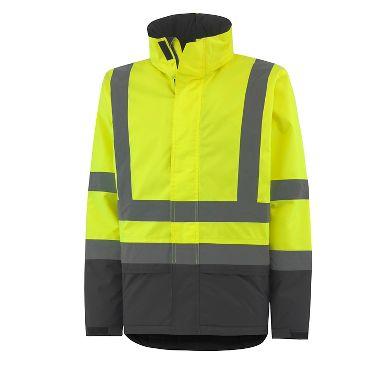 Helly Hansen® 70335 Alta Insulated, ANSI Class 2, Waterproof Jacket