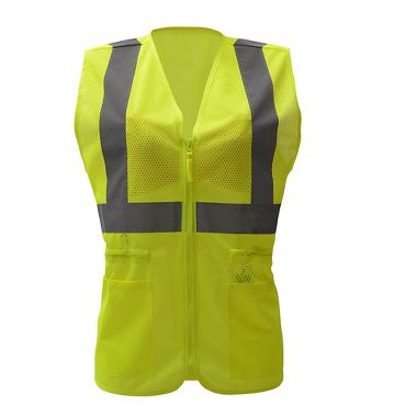 GSS Safety Class 2 Lady's Safety Vest