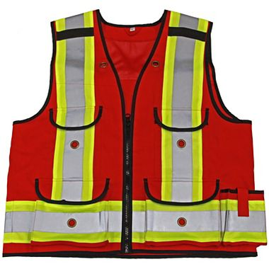 Viking® 4915R All-Trades 1000D Safety Vest