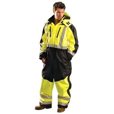 Occunomix SP-CVL Speed Collection Premium Cold Weather Class 3 Coverall