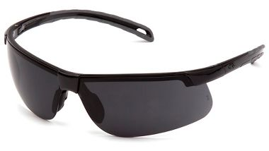 Pyramex Ever-lite® SB8623D Safety Glasses, Dark Gray Lens